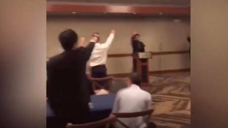 California 'Nazi High' forced to reopen probe after students caught throwing salutes in more videos