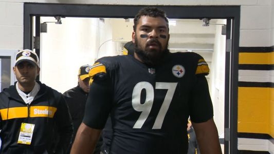 Steelers nominate Cam Heyward for Walter Payton NFL Man of the Year