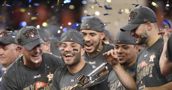 Astros go from woeful to World Series in just 4 years