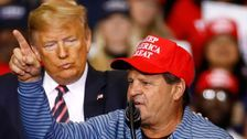 1980 'Miracle On Ice' Players Slammed For Appearing In KAG Caps At Trump Rally