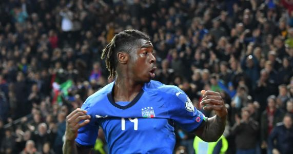 Italy's youth movement shines in 2-0 win over Finland