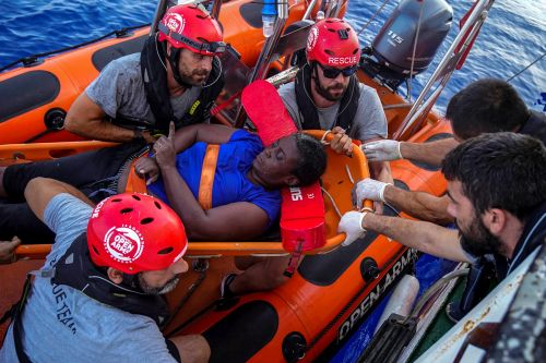 NBA star Marc Gasol helps save migrant woman lost at sea