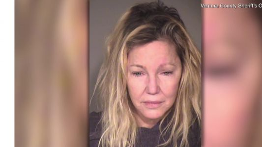 Actress Heather Locklear arrested for second time in four months