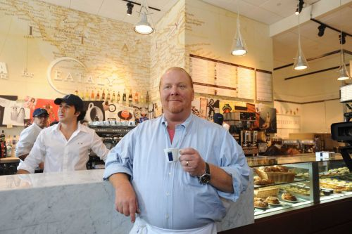 Celebrity chef Mario Batali, accused of assault and battery, facing arraignment