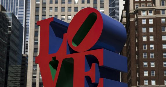 Robert Indiana, who turned 'Love' into enduring art, dies at 89
