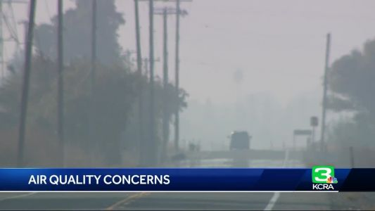 Health expert breaks down effects of smoky air quality