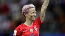 U.S. Soccer Star Megan Rapinoe: 'I'm Not Going To The F**king White House'