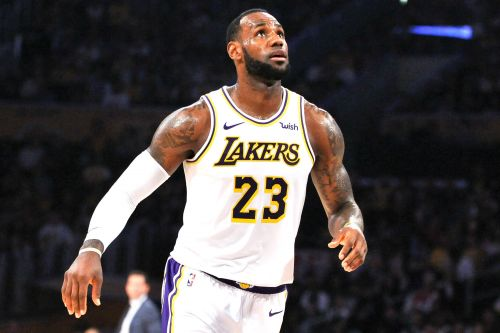 LeBron James is ironically fearful of 'game gods' now