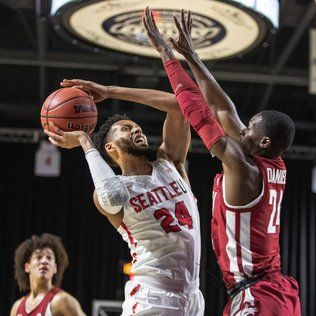 Seattle U looking for big things from 'dedicated' guard Delante Jones, who has always cherished basketball