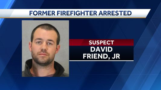 Former Omaha firefighter jailed in domestic violence case