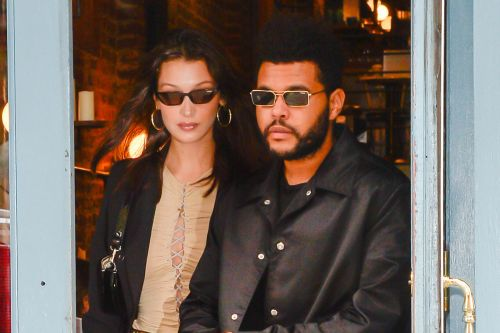 The Weeknd and Bella Hadid bring their love to Singapore