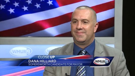 CloseUp: Somersworth Mayor Dana Hilliard's final pitch for re-election