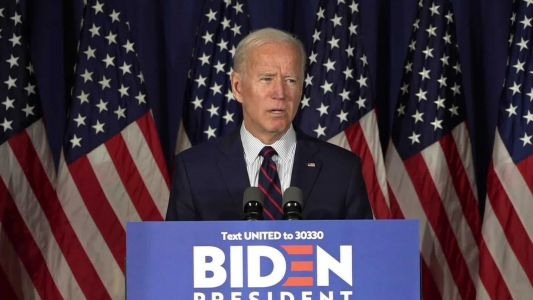 For 1st time, Joe Biden calls for President Trump to be impeached