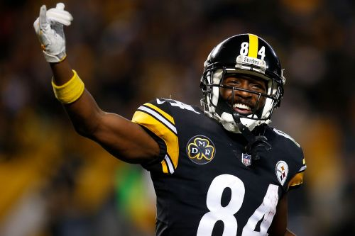 Potential Antonio Brown suitors already are calling the Steelers