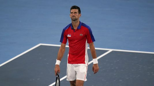 Novak Djokovic's 'Golden Slam' Dreams Are Crushed With Olympic Semifinal Elimination