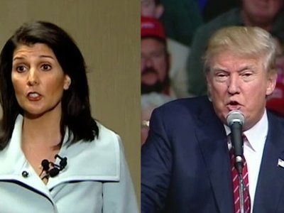 Gov. Nikki Haley makes statement on Trump's 'rigged election' comments