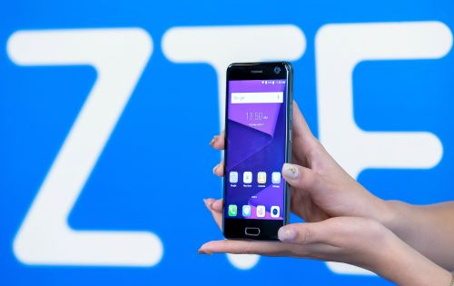 Trump administration reaches deal to save Chinese giant ZTE