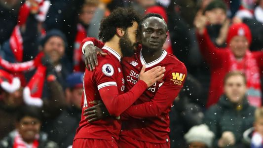 EXTRA TIME: Salah, Mane join Liverpool players to visit children's hospital