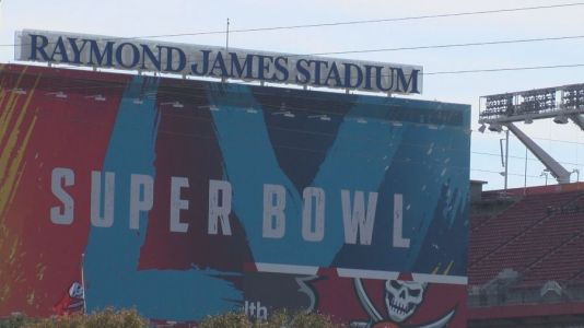 NFL giving 7,500 vaccinated health care workers free tickets to Super Bowl in Tampa
