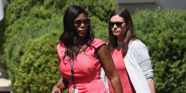 'She made it up': Trump and his aides go nuclear after Omarosa claims to have heard him say the N-word on tape