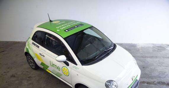Bike-share company Lime launching car-rental service in Seattle