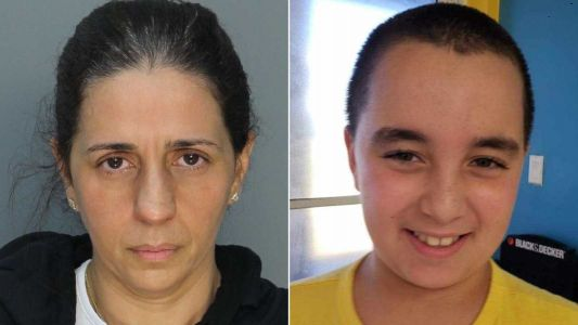 A woman claimed her 9-year-old autistic son was abducted. Now she's charged with his murder