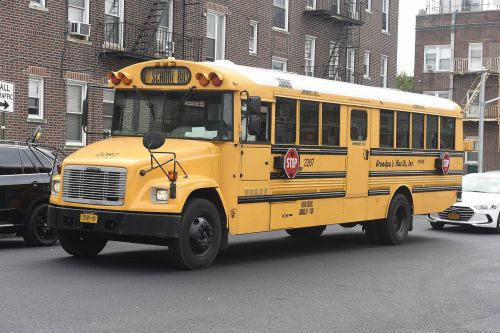 Scandal-plagued school bus system sends private cars for employees