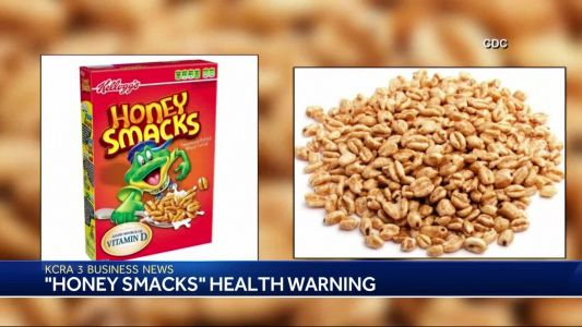 Salmonella Outbreak Leads To Cereal Warning