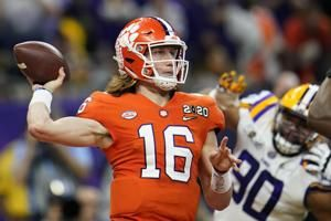 POLL ALERT: Clemson easily holds off Alabama to remain No. 1; Notre Dame rises to No. 3, followed by Georgia, Ohio State