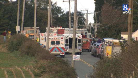 One person dead in two-vehicle crash, coroner's office says