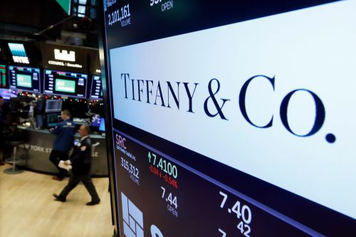 Tiffany lowers yearly forecast after holiday sales decline