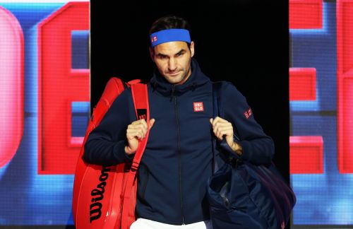 Roger Federer says he doesn't want his pursuit of 100 titles to make him 'go crazy'