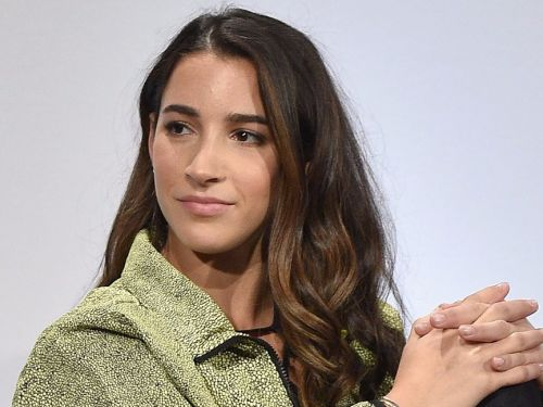 Aly Raisman shared a powerful Instagram message to slut shamers: 'It is because of you that so many survivors live in fear'