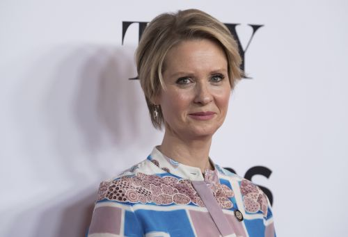 Actress Cynthia Nixon is running for governor of New York