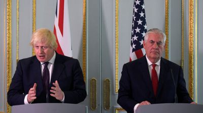 Rex Tillerson: US takes 'full responsibility' for leaked Manchester attack intelligence