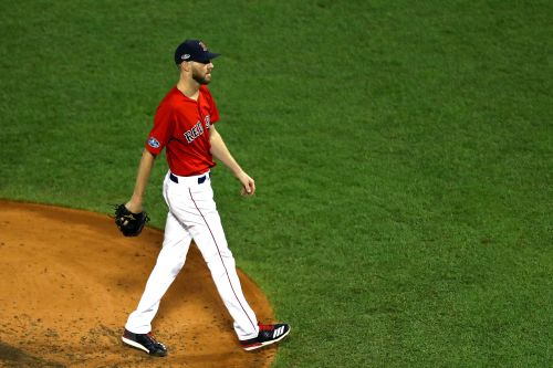 Chris Sale is out of the hospital but Red Sox are being cautious