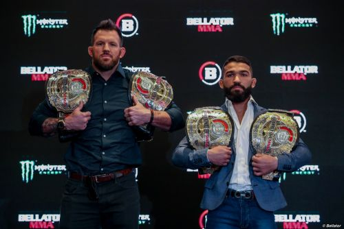 James Gallagher plans to submit Cal Ellenor at Bellator London, fight Sergio Pettis for vacant title