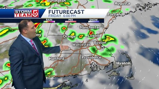 Severe storms, torrential rain likely across many parts of Mass