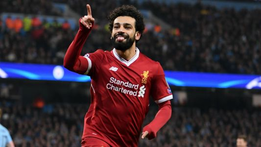 Mohamed Salah wins Champions League Goal of the Week prize