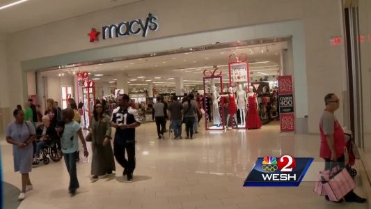 Shoppers rush to get Black Friday deals