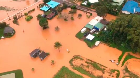 Kauai Struggles With Severe Flooding, With More Rain In The Forecast