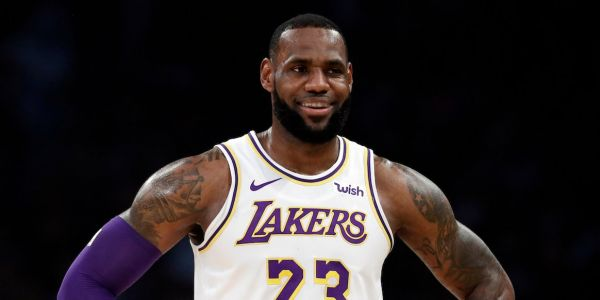 The NBA's best players struggled to remember what they were doing the first time LeBron James played in the All-Star Game