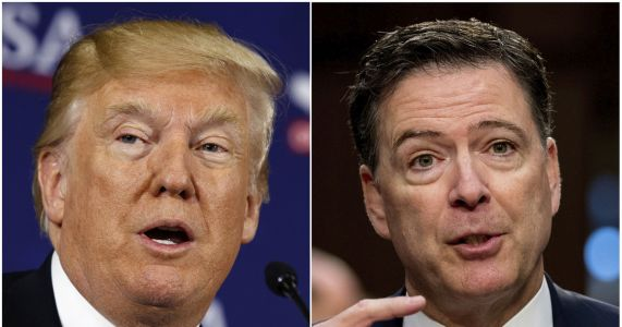 Comey on Trump calling for him to be jailed: 'This is not OK'