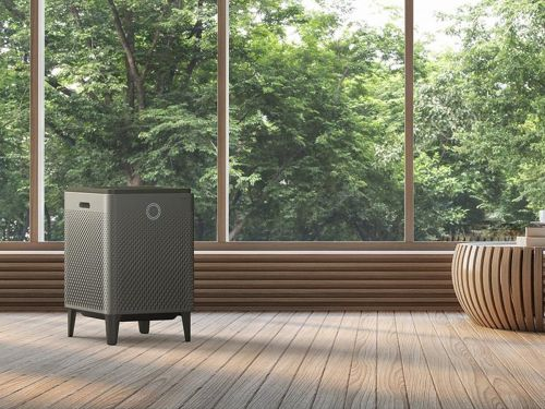 This $360 smart air purifier is quieter than a computer and turns on automatically when it senses polluted indoor air in my home