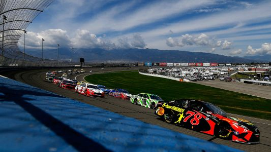 NASCAR results at Fontana: Martin Truex Jr. sweeps stages and wins first race of 2018