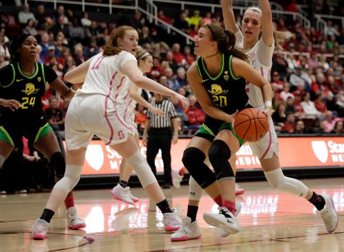 Oregon's Sabrina Ionescu hits unprecedented milestone after Kobe Bryant tribute