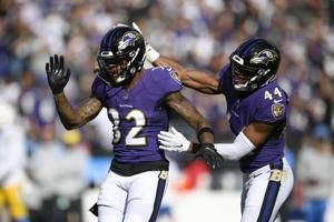 Ravens looked good in every phase in rout of Chargers