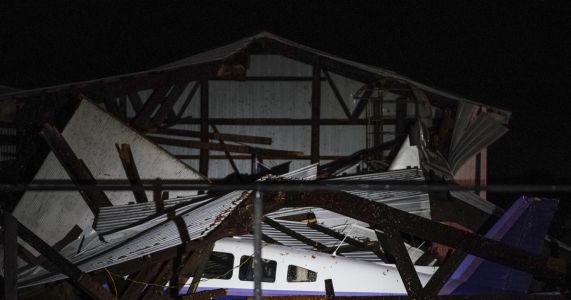 Severe storms cause damage in several Minnesota communities