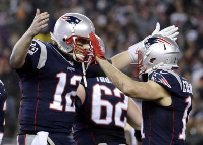 Super Bowl will pit Brady's Patriots against Ryan's Falcons