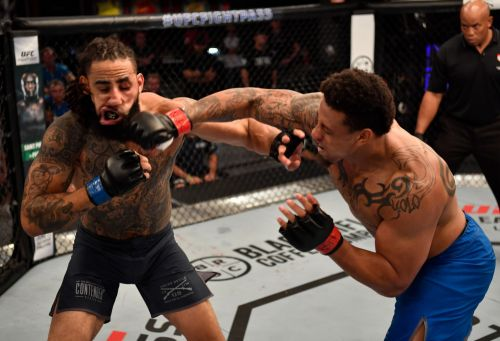 Trading Shots: How should the MMA media handle Greg Hardy, and the UFC's response to questions about him?